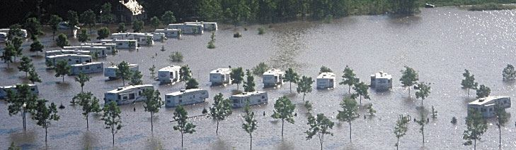 2008 Flood - Mobile Homes